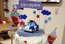 Kids party / Birthday boy