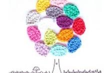 Crochet Appliques  / by Wilma Spielen