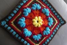 Crochet Granny Squares & Motifs / by Wilma Spielen