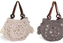 Crochet Bags & Pouches / by Wilma Spielen