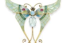 Art Nouveau and Art Deco--(not art) / by Karen Lieb