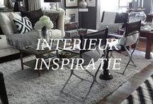 * Interieur inspiratie * / Inspiratie voor je interieur
