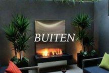 * Buiten * / Tuin inspiratie