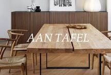 * Aan tafel * / Best place in your house!