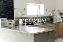* Keuken * / inspiratie