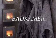 * Badkamer *