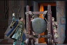 Turandot / The best images from the Turandot of the 59th edition of the Puccini Festival of Torre del Lago (Lucca). Photo credits Aldo Umicini and Giorgio Andreuccetti.