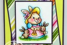 Mother's Day / Cards and Gift Ideas using SugarPea Designs clear stamps.