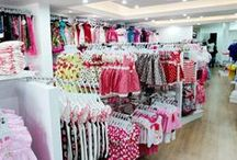 Our Store & Range / A sneak peak at our range of clothes & our store on Havelock Rd, Colombo 5