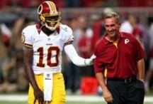 Sports / Washington Redskins / by Angie Lair-Bibb