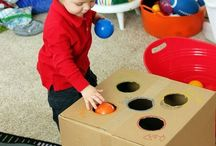 Will / Toddler ideas! / by Ashley Minota