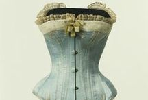 historical corsets / all kind of lovely corsets from the old days