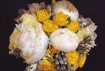 Bridal Bouquet & Groom's Boutonnière