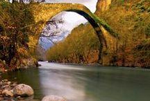 ஜ Bridges Worldwide ஜ ♥ / ஜ The Hardest Thing In Life .. Is To Know ..      Which Bridge To Cross .. And Which To Burn.ஜ ♥ / by ஜ Ioanna Sideri  ♫ ☼  °¤*(¯`★´¯)* ஜ