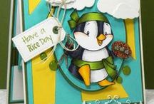SPD Sweet Finds/Customer Creations / Fabulous creations using SugarPea Designs clear stamps by our talented Sweet Finds!