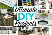 """The Ultimate DIY Guide to Home Renovation & Hacks 2016 / The best """"Do it yourself"""" guide to help you save money, customize and improve your house or apartment with hacks, tricks and tips. - Local Records Office"""