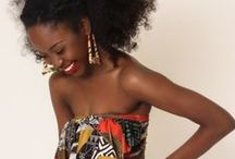 african influence / by Dalila Ponticelli