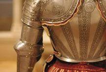 Armor Torso & Fullplate / by Serhii Hunkov
