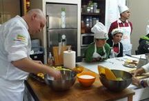 """Cooking Class in Istanbul / """"Do not dismiss the dish saying that it is just, simply food. The blessed thing is an entire civilization in itself."""""""