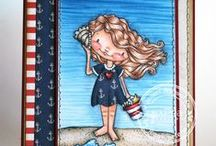 SeaSide Wishes / SugarPea Designs - SeaSide Wishes Stamp Set Inspiration