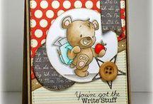 Teacher's Pet / SugarPea Designs - Teacher's Pet Stamp Set Inspiration