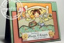 Sniffles & Snuggles / SugarPea Designs - Sniffles & Snuggles Stamp Set Inspiration