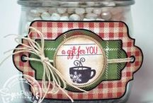 Sugar Cuts - Layered Treat Label Die / SugarPea Designs - Sugar Cuts - Layered Treat Label Die Inspiration