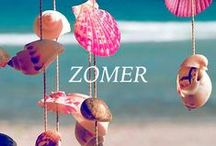 * Zomer * / Sumer time
