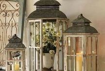 lanterns - vintage