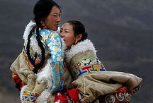 World Dress / A collection of images of global indigenous dress.