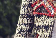 Style: Truly Tribal / Modern interpretations of tribal dress.