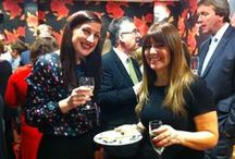 Christmas Brunch 2014 / Every Christmas, in each of our Centres we host Champagne and nibbles Brunches in the boardrooms and breakout areas for all of our clients :)