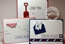 Classroom Cupids / SugarPea Designs - Classroom Cupids Stamp Set Inspiration