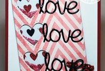 SugarCuts - Heart Journal Card Die Set / SugarPea Designs - Heart Journal Card Die Set Inspiration
