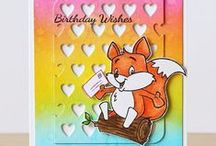 Foxy Friend / SugarPea Designs - Foxy Friend Stamp Set Inspiration
