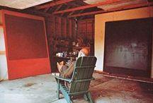 Mark Rothko / Foto e dipinti dell'artista americano Mark Rothko / Photos and paintings of the American artist Mark Rothko / Photos et peintures de l'artiste américain Mark Rothko