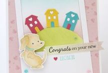 Sweet Sentiments - Home / SugarPea Designs - Sweet Sentiments - Home Stamp Set Inspiration