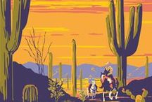 Vintage Park Posters / The best in vintage graphics from the National Park Service and others. / by National Park Trust