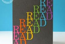 SugarCuts -  Brainy Bookmarks / SugarPea Designs  SugarCuts - Brainy Bookmark die Inspiration Board