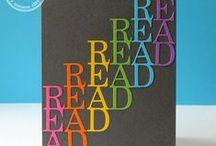 SugarCuts -  Brainy Bookmarks / SugarPea Designs  SugarCuts - Brainy Bookmark die Inspiration Board