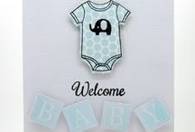 SugarCuts - Welcome Baby Accents / SugarPea Designs - SugarCuts - Welcome Baby Accents die Inspiration board
