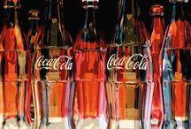 Coca-Cola decoratie / Coca-Cola wandafbeeldingen in alle soorten en maten