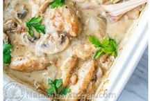 Main Dishes / main dishes, dinner, chicken, beef, pork, recipes