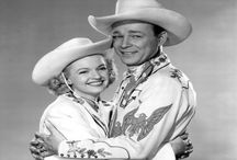 Dale and Roy Rogers! / by Maerobo05@yahoo.com Briscoe