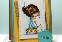 Take Note / SugarPea Designs - Take Note stamp set inspiration board