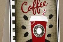 Espresso Yourself / SugarPea Designs - Espresso Yoursel Stamp Set Inspiration Board