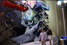 CANVAS Outdoor Museum Show / Over 20 artists from around the world meet to showcase murals, sculptures and installations in downtown West Palm Beach during November 8 to 22, 2015