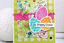 Egg-a-licious / SugarPea Designs - Egg-a-licious stamp set Inspiration Board