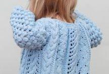 Knitting for kids / Вязаная детская одежда и аксессуары