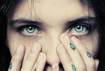 """Eyes / """"Gli occhi sono lo specchio dell'anima"""""""